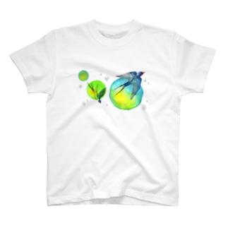 つばめ星 T-shirts