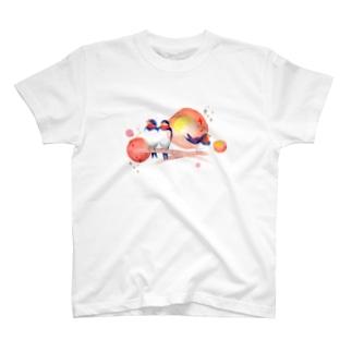 兄弟つばめ T-shirts