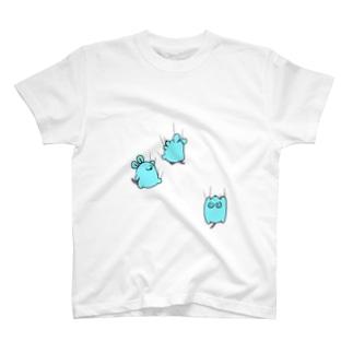 のぼりたいまうす。 T-shirts