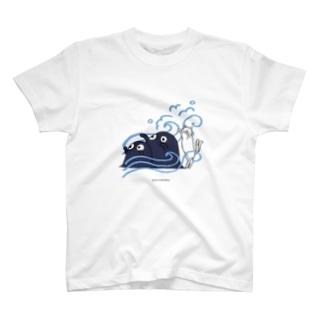 だんすだんすと海坊主 T-shirts