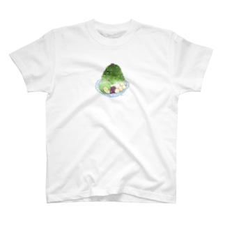 抹茶かき氷 T-shirts