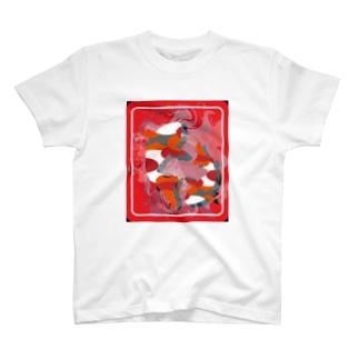 恋フィッシュ T-Shirt