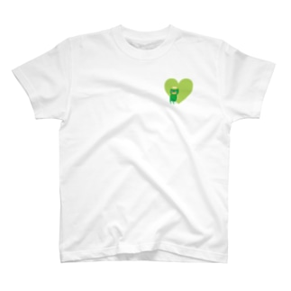 おばけTシャツ<河童LOVE> T-shirts
