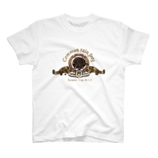 アメフクラガエル T-shirts