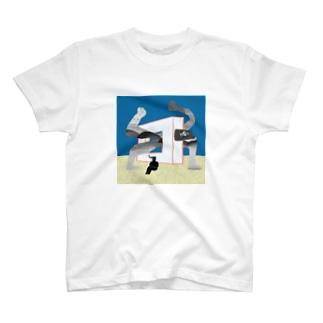 待ち合わせ T-shirts