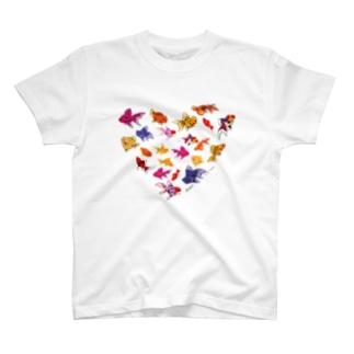 金魚's T-shirts