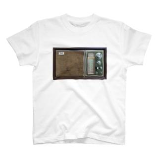 ターャジス 東京でかりゆしウェアを着る会の昔のラジオ T-shirts