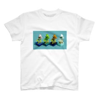 四季 T-shirts