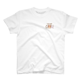 ほっこりTシャツ。(小) T-shirts