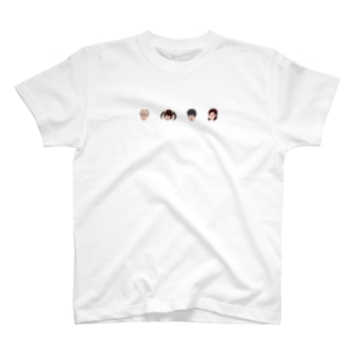 ハップのママにゲーム隠された少年の家族 T-shirts