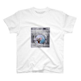 コインランドリーD T-shirts