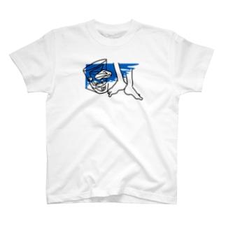 夏のあしおと T-shirts