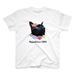 今日はマチソワ T-shirts