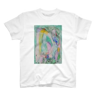 ちゅるみチアフル1 T-shirts