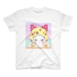 目力つよめTシャツ T-shirts