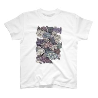 雨宿り T-shirts