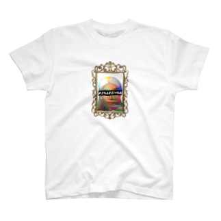 CATCH ME IF YOU CAN -golden- T-shirts