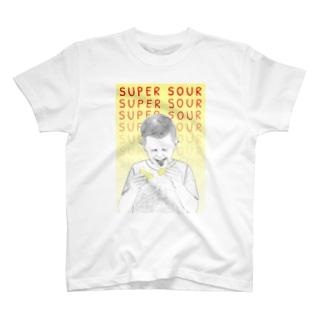 スーパーサワー! T-shirts