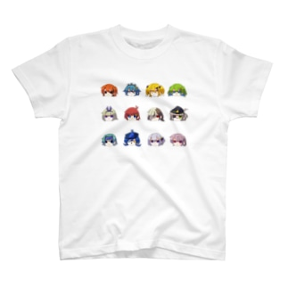 すてらでぃあズ T-shirts