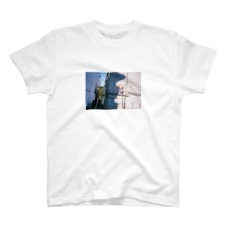 標識 光 T-shirts