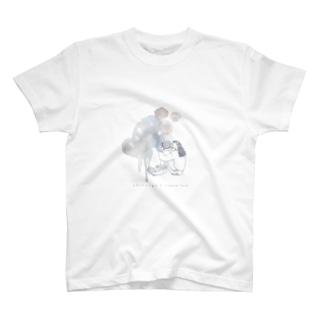 ココシバのココシバ×MegumiOno T-shirts