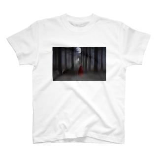 ブラックサンタ T-shirts