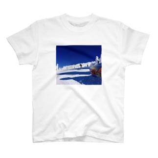 スノーボーダーへ T-shirts