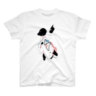 サラダ軍艦 T-shirts