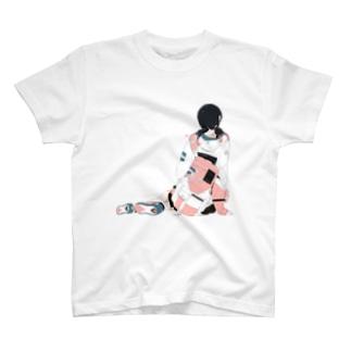 牛すじそば T-shirts