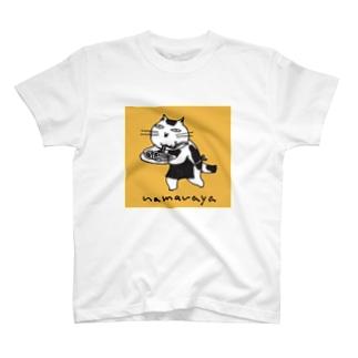 なまらやの元祖なまら猫 T-shirts