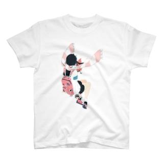 カレーそば T-shirts