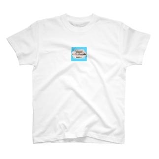 プラティマカムチャーロゴ T-shirts