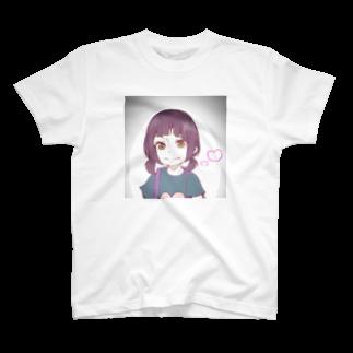 ゆり@よんふぇす2日目の少女A T-shirts