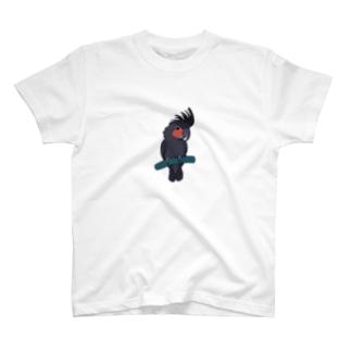 ヤシオウム T-shirts