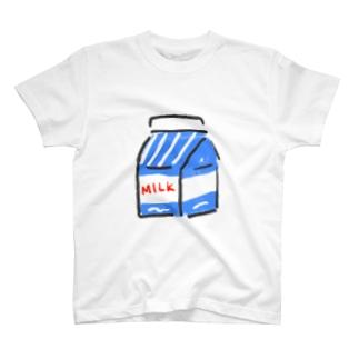 ぎゅにゅたっぷり T-shirts