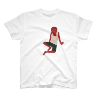 夏の子Tシャツ T-shirts