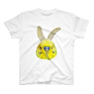 うさちゃんおかゆ T-shirts