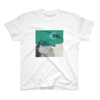 stone design goods T-shirts