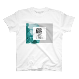 kaganhotel stone design goods T-shirts