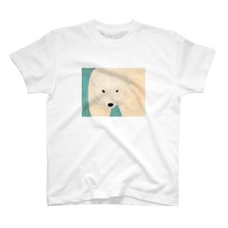 しろくまTシャツ T-shirts