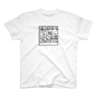 stay veranda T-shirts