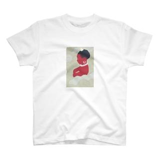 鬼の子Tシャツ T-shirts