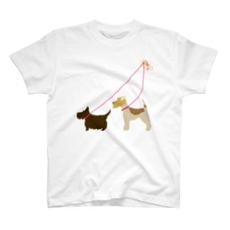 おさんぽしゃろふい改 T-shirts