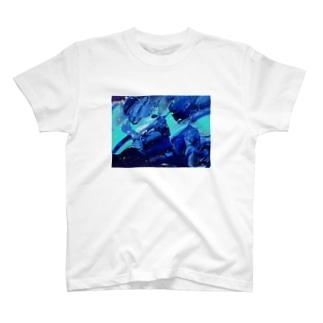 爽 T-shirts