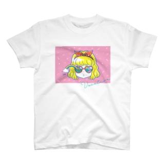 Vacation(文字色あり) T-shirts