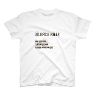 #BlackLivesMatter T-shirts