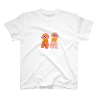 ムク&コロちゃん T-shirts