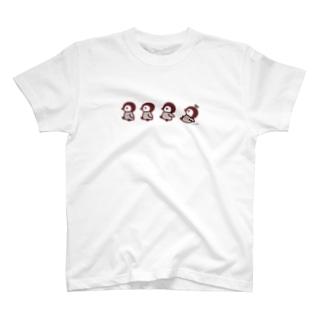 ちびペンギン T-shirts