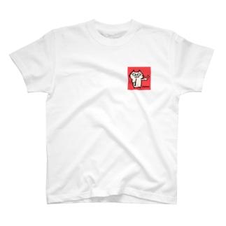 ねこせんせー(カラー) T-shirts