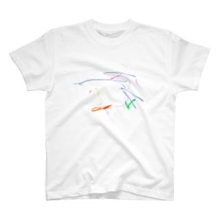 すあま初おえかき T-shirts